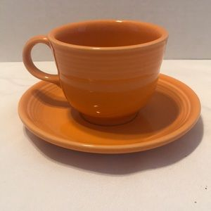 Vintage Fiesta Cup and Saucer